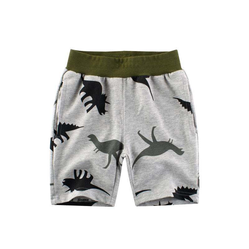 韓版童裝新款夏季薄款兒童褲子 男童中褲寶寶五分褲