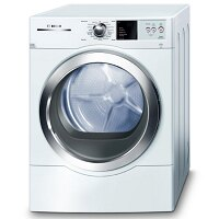 【結帳再折$300】BOSCH 乾衣機 WTVC5330US 白色 14公斤 全自動溼度感應器,內藏式冷凝水箱