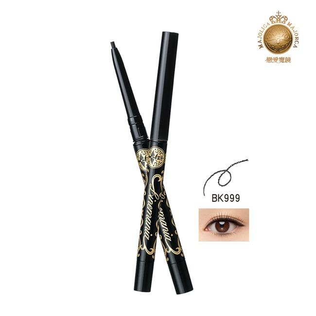 MJ愛線狂防暈眼線筆BK999   0.1g