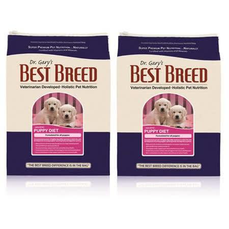 BEST BREED貝斯比 幼犬高營養配方 飼料 6.8公斤 X 2包