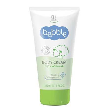 Bebble貝朵 小麥胚芽滋養身體霜 150ml