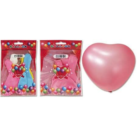 12吋心形氣球/小包裝BI-03005