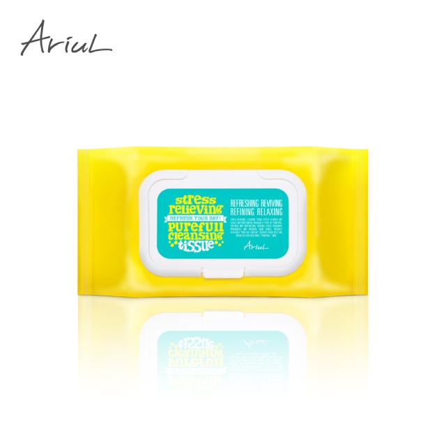 Ariul 淨膚保濕卸妝潔顏濕巾80張入/430g