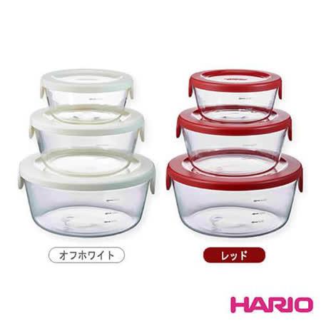 HARIO HARIO 日本製造 三入玻璃皿- HAR-SYTN2518 HAR-SYTN2518