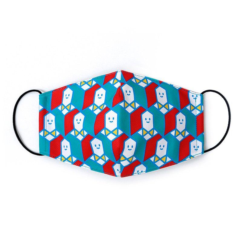 一起 兩用型立體口罩套 / 可置濾材
