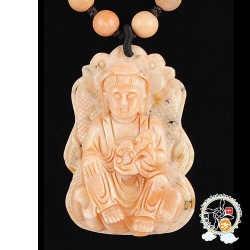 龍魚觀音極品龍宮舍利項鍊a 十方佛教文物