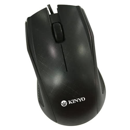 KINYO USB光學滑鼠KM-733