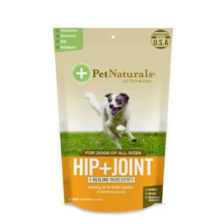Pet Naturals 美國 寶天然-關節好好 犬嚼錠 60粒 X 1入