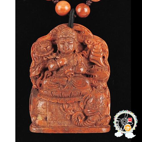 普賢菩薩極品龍宮舍利項鍊a十方佛教文物