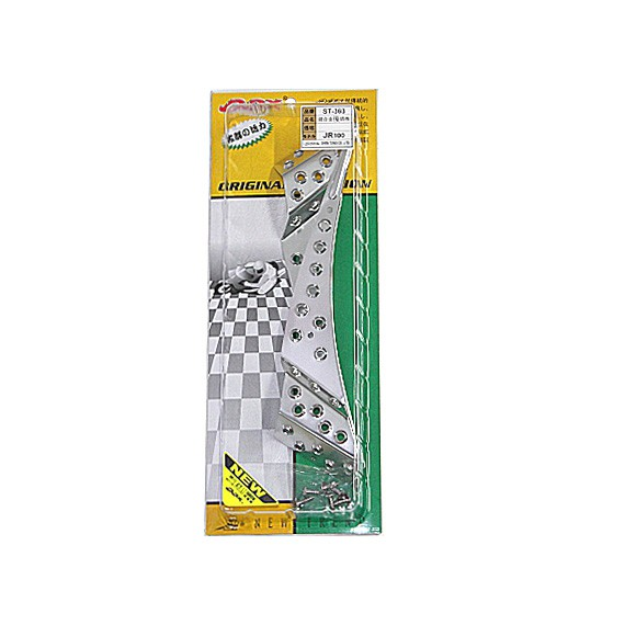 【DDX】 ST-363鋁合金踏板 JR100