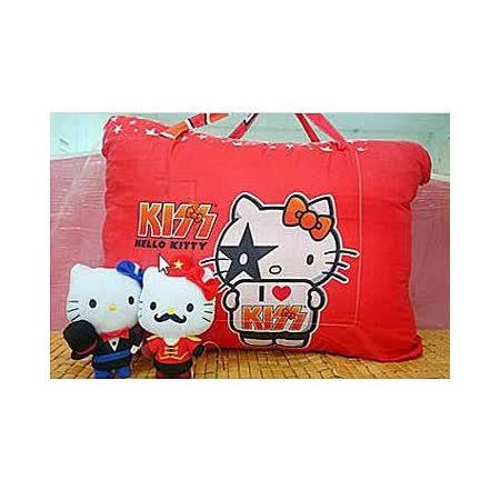 名流寢飾 Hello Kitty兩用鋪棉型兒童睡袋 .
