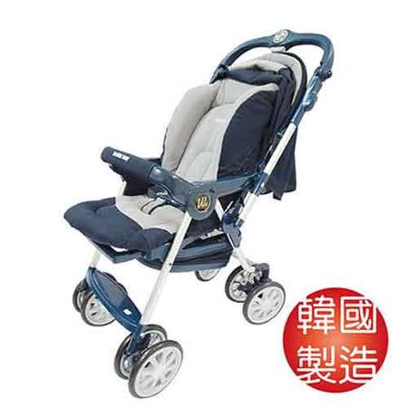 韓國 HAENIM TOYS 日系旋鈕式A型嬰兒推車 雙向 KBS-320-5