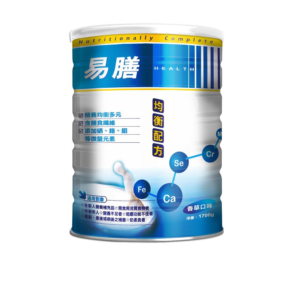 易而善 易膳營養配方 (1700g /罐)