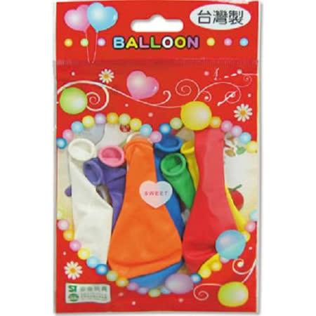 8吋圓型氣球/小包裝bi-03015