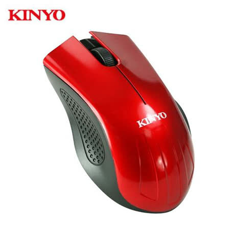 KINYO USB靜音滑鼠KM-506