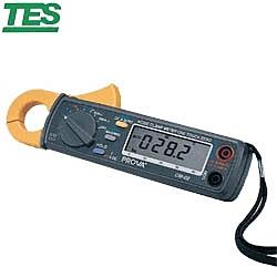泰仕TES 低電流交直流鉤錶 CM-02