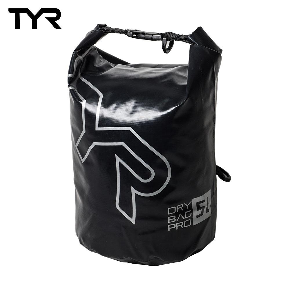 美國TYR Dry-Bag Pro Black 10L 防水攜行袋 10公升