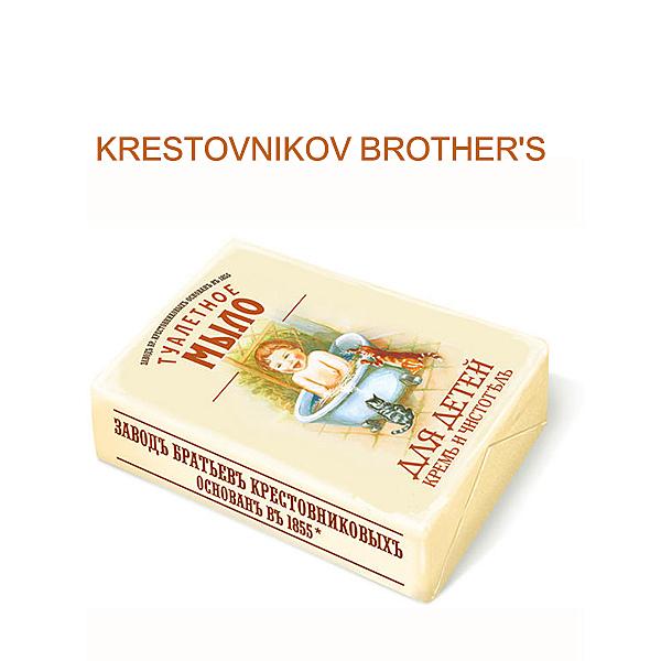 俄羅斯 K.B.F. 歡樂香氛溫和保濕乳霜呵護皂 190g 香皂 肥皂 沐浴皂【YES 美妝】