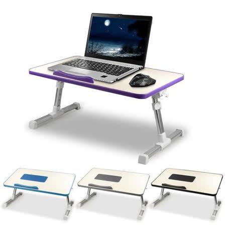 可傾斜 多功能折疊NB電腦散熱桌 (LY-NB25)