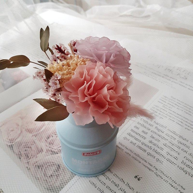 3D蜜蠟花課程--母親節康乃馨【 1人成團】