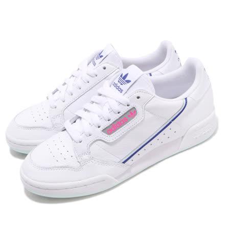 adidas Originals Continental 80 女款 休閒鞋 G27725