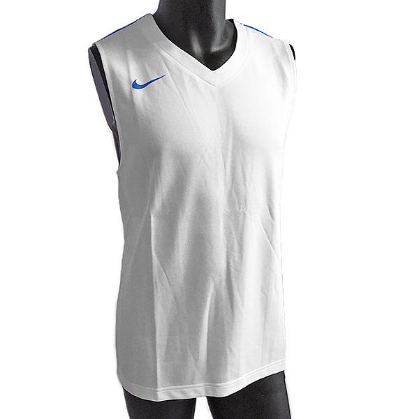 Nike AS Team League Tank [614447-150] 男 籃球 背心 排汗 透氣 單面 白藍