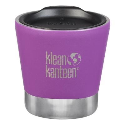 美國Klean Kanteen保溫鋼杯237ml-莓果紫