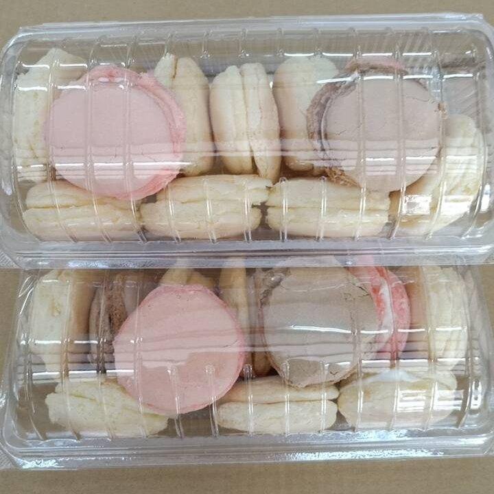 REGAINRICE 一般蛋糕甜點 口味台式馬卡龍 12入 馬卡龍 台式 蛋糕