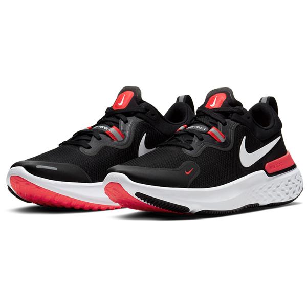 Nike REACT MILER 男鞋 慢跑 休閒 襪套 緩震 黑CW1777-001
