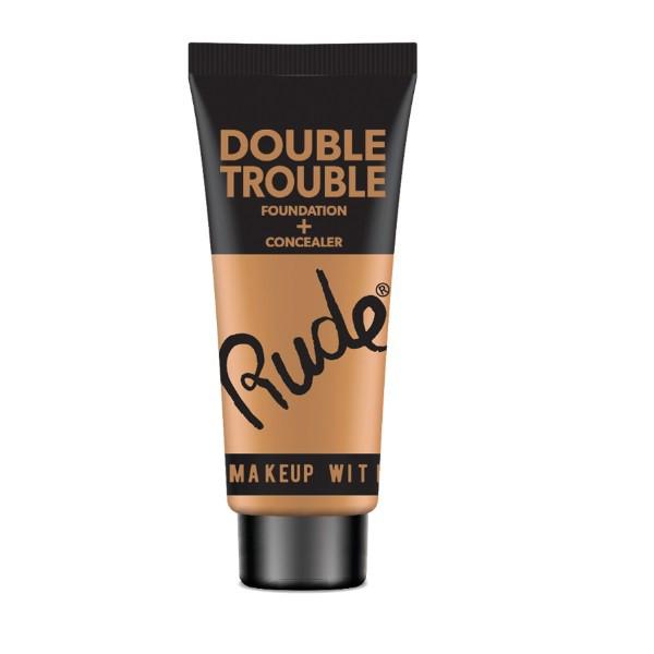 【Rude】 零瑕疵絲綢霧感粉底液 -自然色 30ml