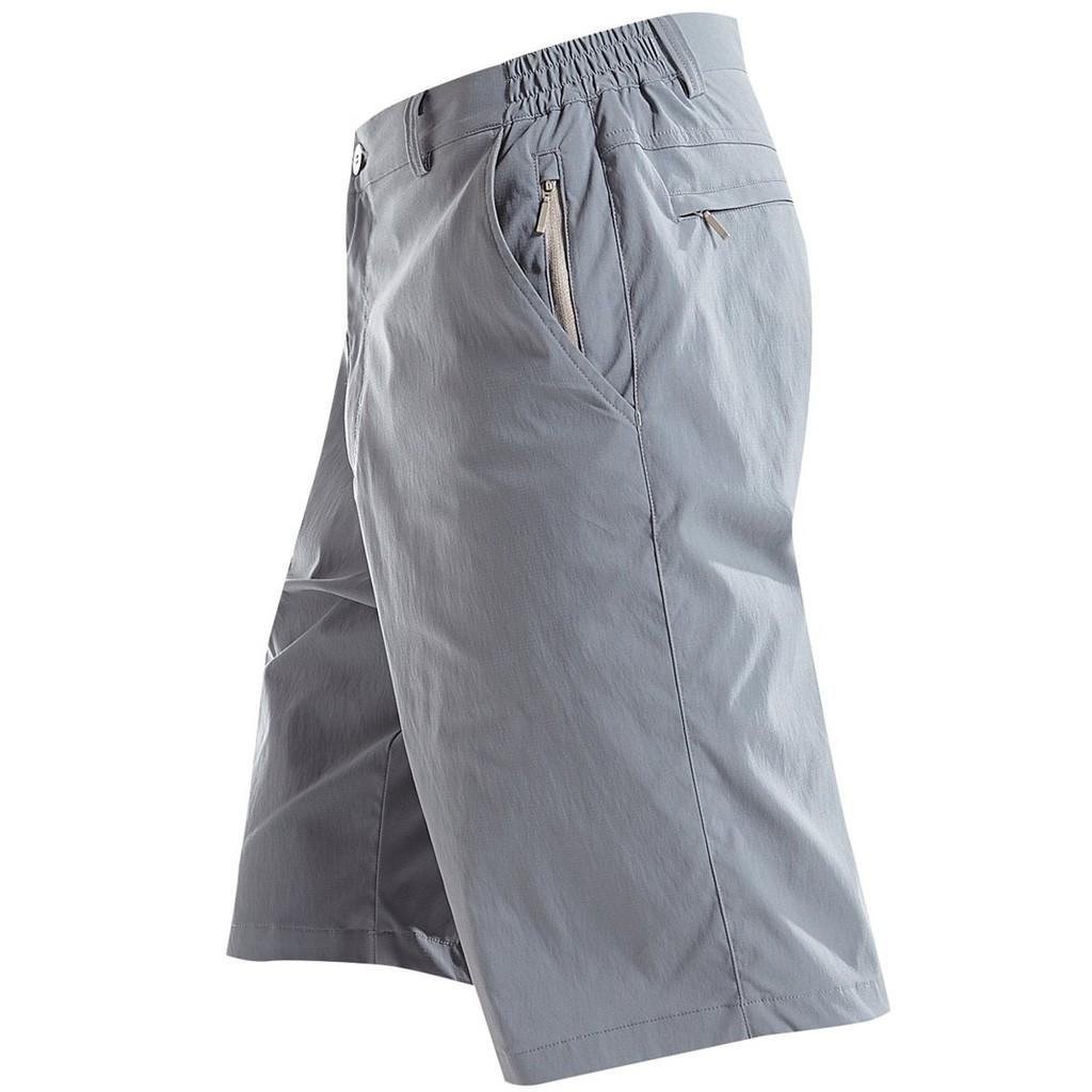 【RATOPS瑞多仕】男彈性抗UV短褲 DA3345雲靄灰色 快乾短褲/休閒短褲/排汗短褲/野雁戶外