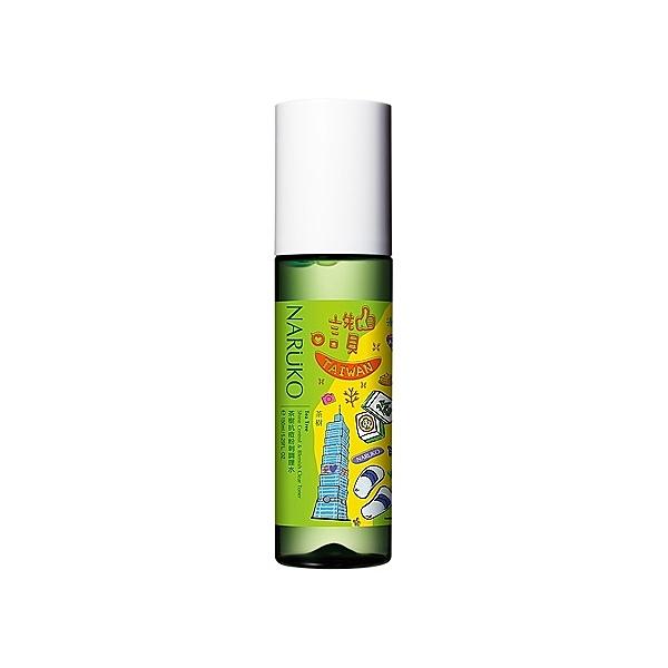 NARUKO 茶樹抗痘粉刺調理水(150ml)【小三美日】