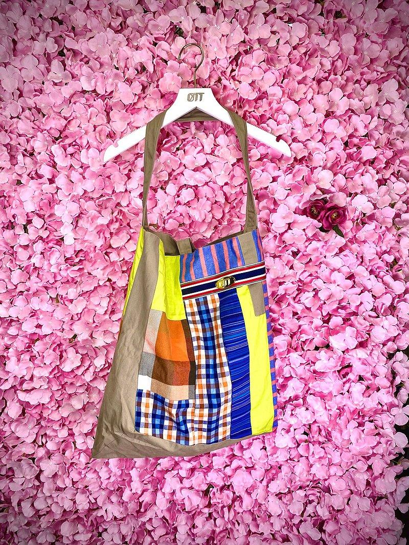 一袋兩用*雙面袋* 環保袋 電腦包 Double Style bag
