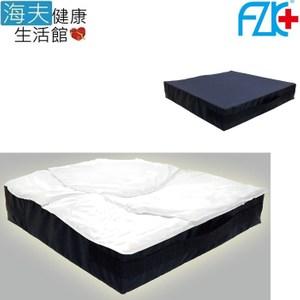 【海夫健康生活館】舒柔型 液態 凝膠 坐墊 16吋(KZ015)單一規格