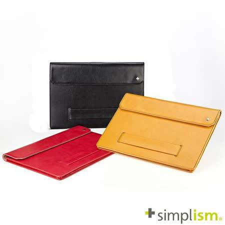 Simplism iPad Pro 皮革收納袋 ..