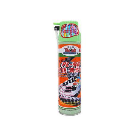 黑珍珠 PL-98防鏽滲透潤滑油450ML《免運》 (金屬清潔|防潮|撥水)