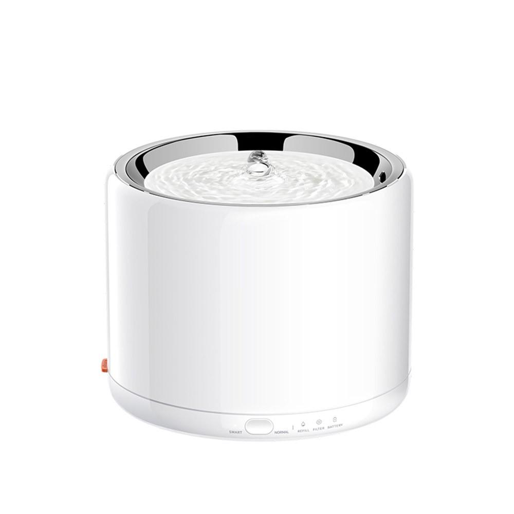 佩奇智能寵物循環活水機三代W4/白色【送清潔組】