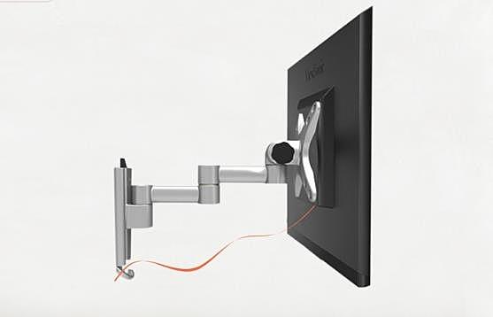 長臂猿壁掛顯示器支架伸縮旋轉掛架