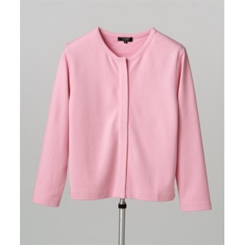 S-02 ディーフェイズ スナップボタンカーディガン ナースウェア・白衣・介護ウェア, Lab coat