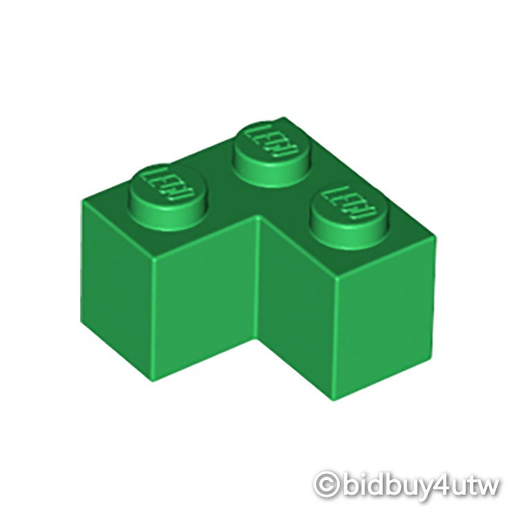 LEGO零件 基本磚 2x2 2357 綠色 4125281【必買站】樂高零件