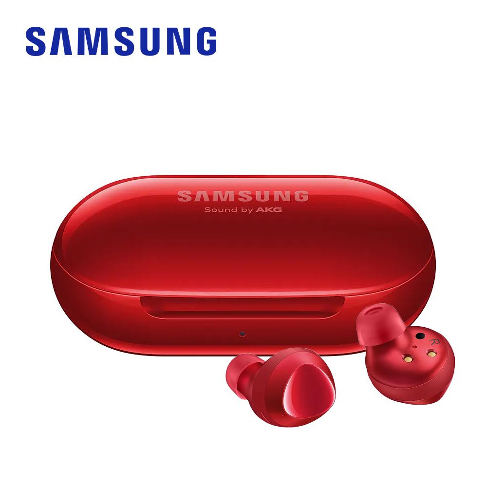 SAMSUNG Galaxy Buds+ 真無線藍牙耳機 石榴紅