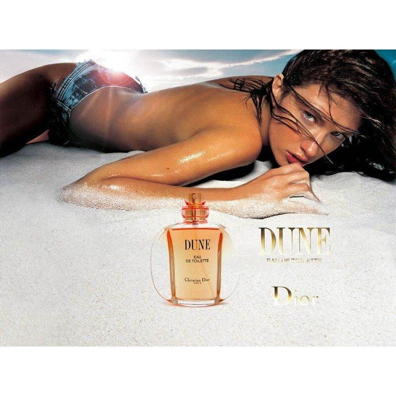 Dior Dune 沙丘 女性淡香 100ml◐香水綁馬尾◐