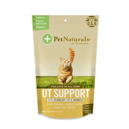 Pet Naturals 美國 寶天然-排尿好好 貓嚼錠 60粒 X 1入