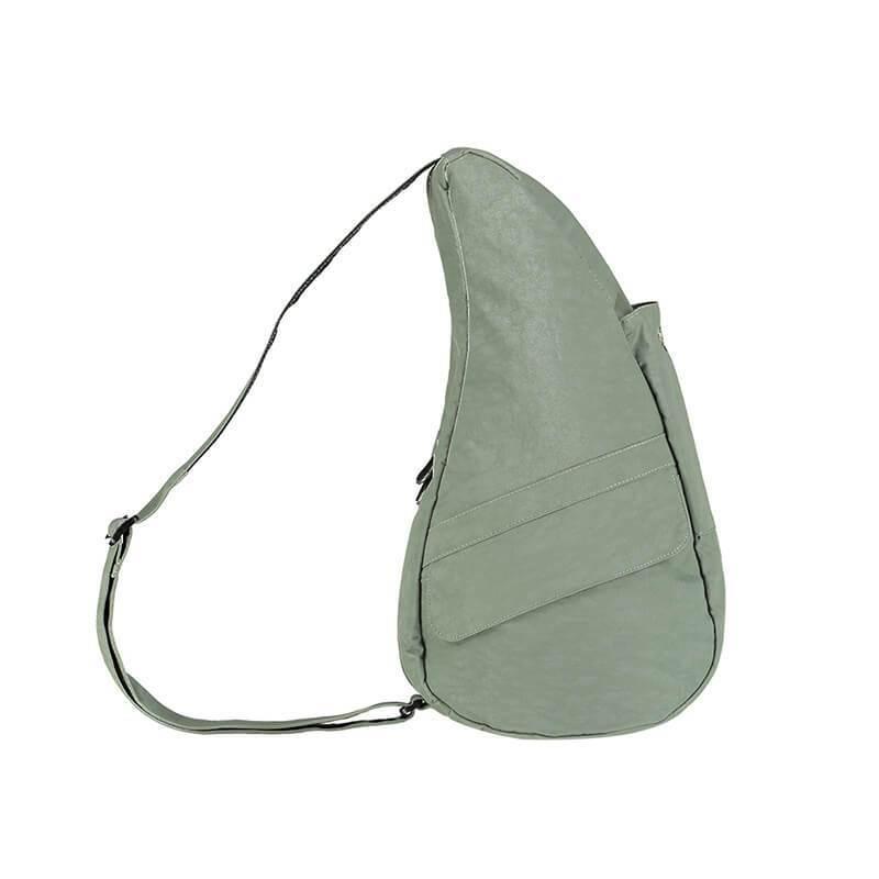 水滴單肩側背包 - 冷杉綠/S