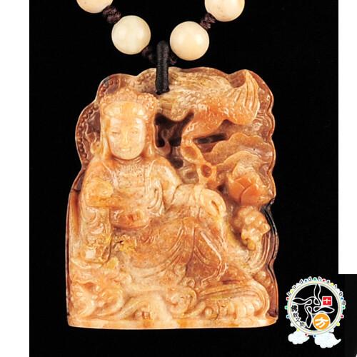 鳳凰自在觀音極品龍宮舍利項鍊a 十方佛教文物