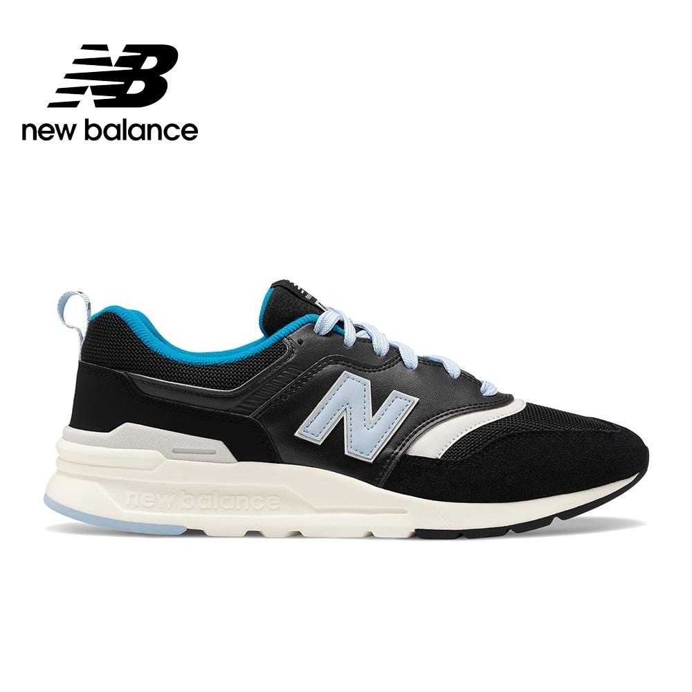 New Balance 復古鞋 女性 黑色_CW997HNB