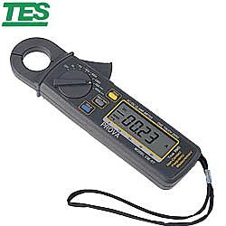 泰仕TES 真均方根值低電流鉤錶  CM-07