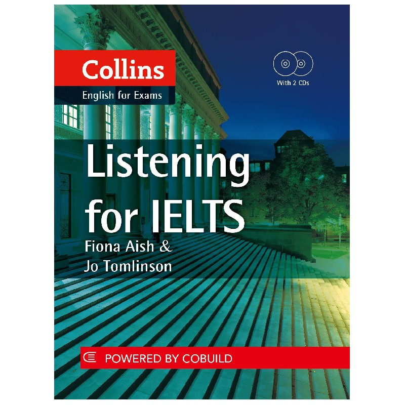 Collins English for Exams: Listening for IELTS (附2片CD)
