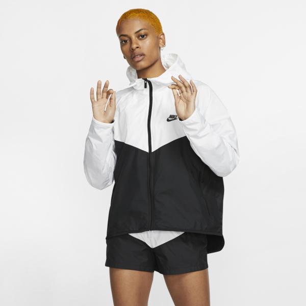 Nike PORTSWEAR 女裝 連帽外套 BV3940-101