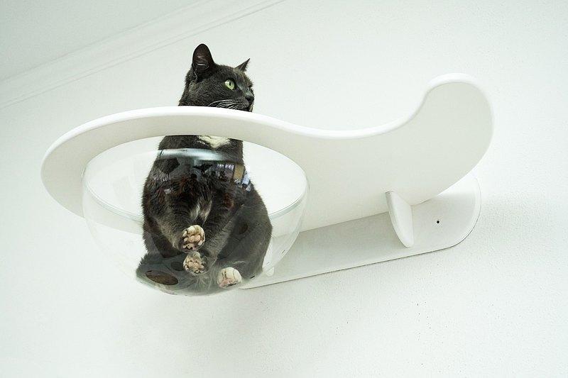 貓家具貓吊床壁豪華貓家具壁貓屋